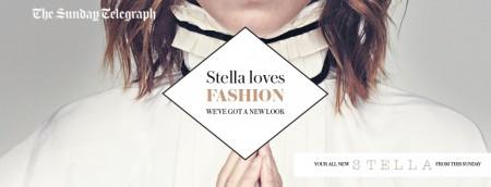 Stella Magazine campaign